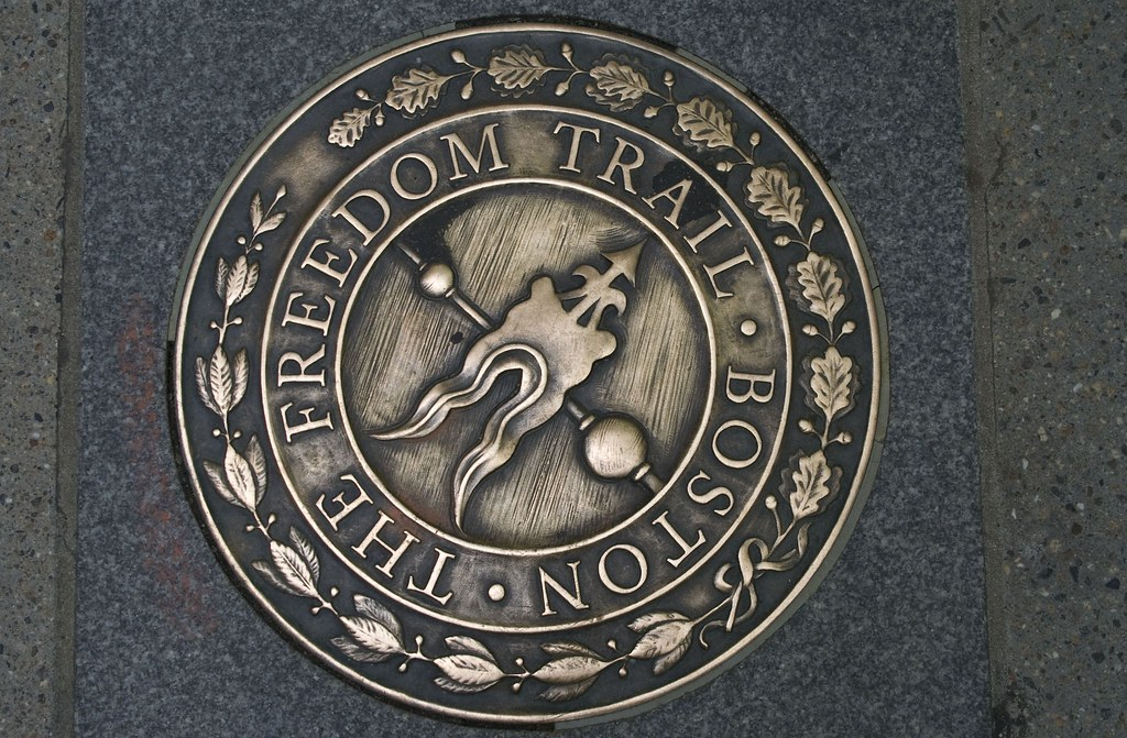 The Boston Freedom Trail